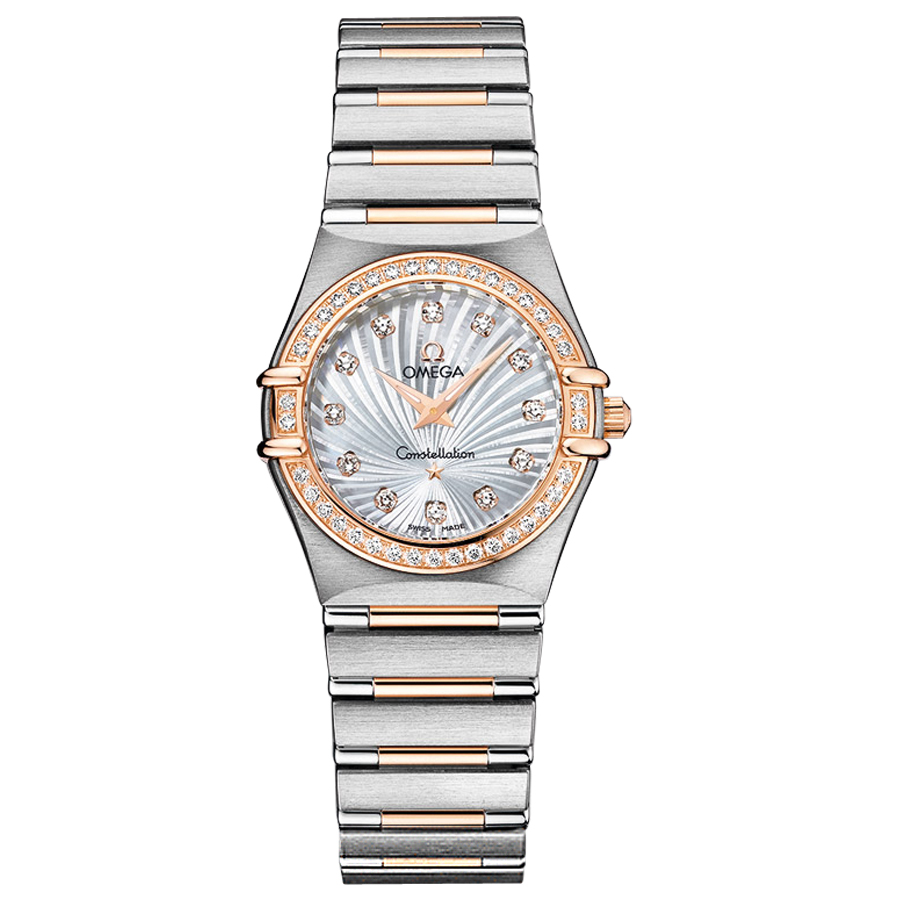 111.25.26.60.55.001 Replica Omega Watches Constellation Ladies Quartz horloge