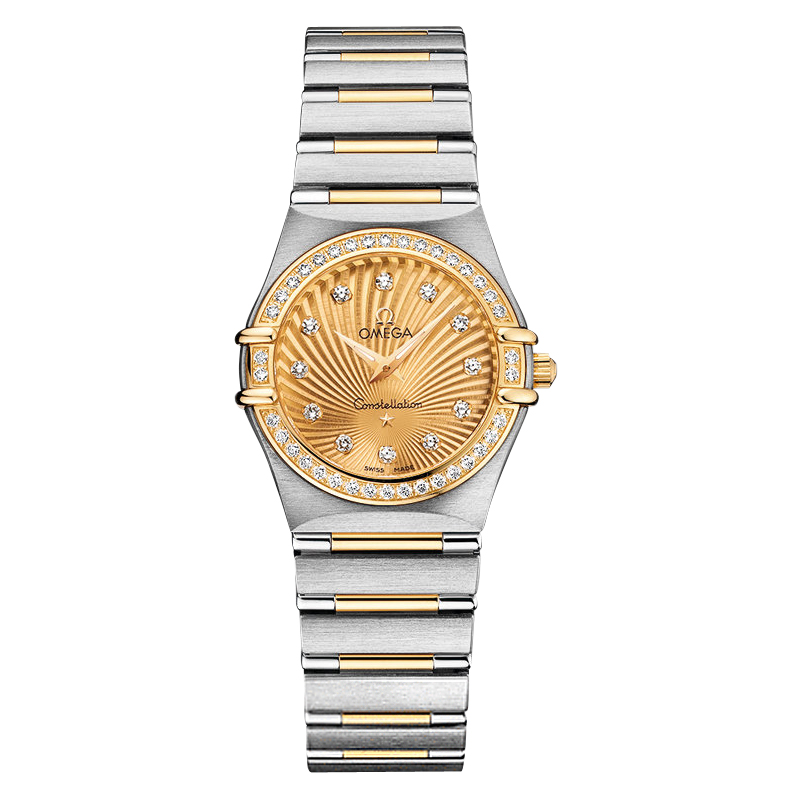 111.25.26.60.58.001 Replica Omega Watches Constellation Ladies Quartz horloge