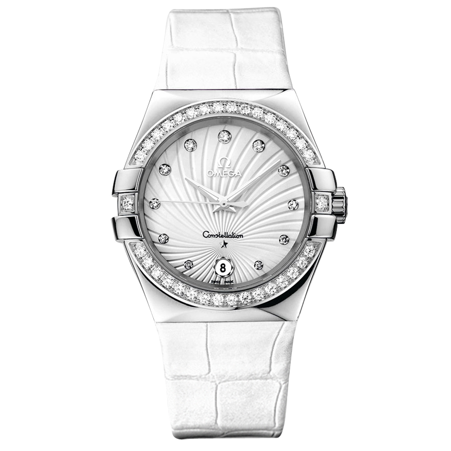 123.13.35.60.52.001 Replica Omega Watches Constellation Ladies Quartz horloge