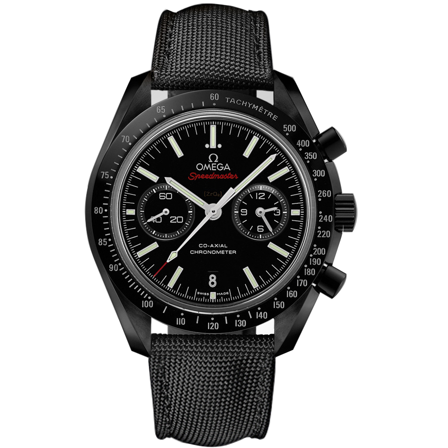 Omega Watches Replica Speedmaster Moon Dark Side Series 311.92.44.51.01.003 mannen automatische mechanische horloges