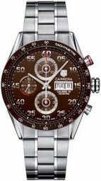Fake Gorgeous Tag Heuer Carrera CV2A12.BA0796 AAA Horloges [ P8U1 ]