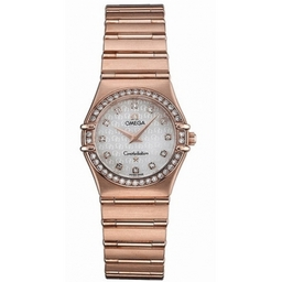 1.158,75 Replica Omega Watches Constellation Ladies Quartz