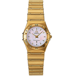 1162.70.00 Replica Omega Watches Constellation Ladies Quartz horloge