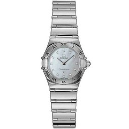 1163.76.00 Replica Omega Watches Constellation Ladies Quartz horloge