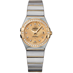 Replica Omega Watches Constellation Ladies 123.25.27.20.58.001 Automatische mechanische horloges