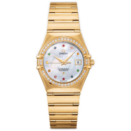 Replica Omega Watches Constellation Ladies Watch 1197.79.00 machines