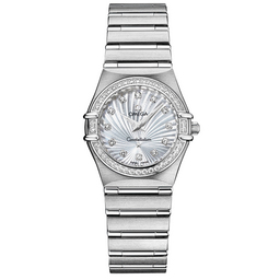 111.15.26.60.55.001 Replica Omega Watches Constellation Ladies Quartz horloge