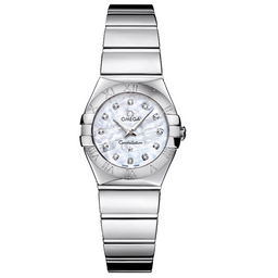 123.10.24.60.55.002 Replica Omega Watches Constellation Ladies Quartz horloge