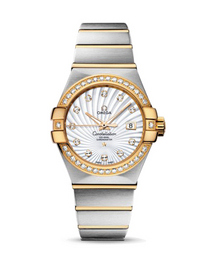 123.25.31.20.55.002 Replica Omega Watches Constellation Ladies Watch Automatische mechanische