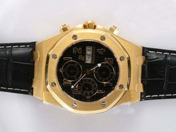 Fake Cool Audemars Piguet Royal Oak 30th Anniversary Beweging AAA Horloges [ O9I4 ]