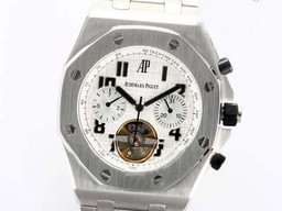 Fake Cool Audemars Piguet Royal Oak Offshore Chronograph Tourbillon AAA Horloges [ R8D2 ]