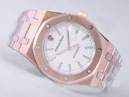 Fake Quintessential Audemars Piguet Royal Oak Jumbo Volledige Rose AAA Horloges [ P6D8 ]