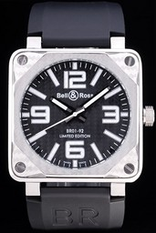 Fake Cool Bell & amp; Ross BR 01-92 Airborne AAA Horloges [ O5X4 ]