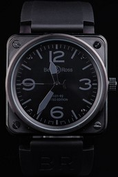 Fake Cool Bell & amp; Ross BR 01-92 Carbon AAA Horloges [ C4W2 ]