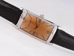 Fake Moderne Emporio Armani met Champagne Dial AAA Horloges [ E7T6 ]