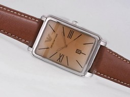 Fake Perfect Emporio Armani met Champagne Dial AAA Horloges [ W9I7 ]