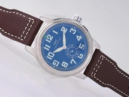 Fake Fancy IWC Saint Exupery Automatisch met Blue Dial- AR Coating AAA Horloges [ F2A4 ]