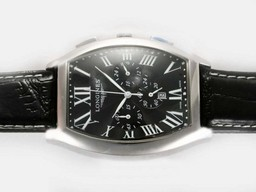 Fake Cool Longines Master Collection Automatic met witte wijzerplaat AAA Horloges [ R8B8 ]