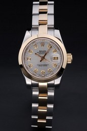 Fake Cool Rolex Datejust AAA Horloges [ H5E3 ]