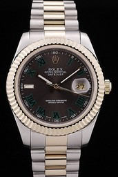 Fake Cool Rolex Datejust AAA Horloges [ N9W1 ]