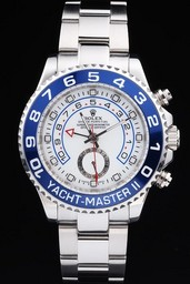 Fake Grote Rolex Yachtmaster II AAA Horloges [ X2E4 ]