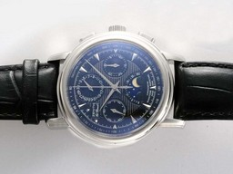 Fake Cool Zenith El Primero Chronomaster Lemania Beweging Manual Winding AAA Horloges [ O3V8 ]