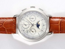 Fake Cool Zenith El Primero Chronomaster Lemania Beweging Manual Winding AAA Horloges [ U5U1 ]