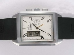 Fake Fancy Zenith Star Open zee Automatisch met Zwarte Wijzerplaat Dame Model AAA Horloges [ G1R4 ]
